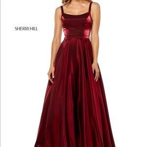 Sherri Hill 52457 2020 prom dress w/ POCKETS